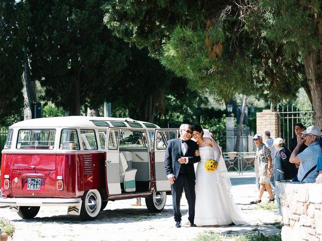 Le nozze di Titty e Stefano