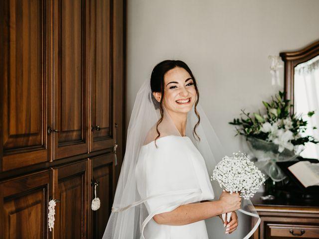 Il matrimonio di Marco e Valeria a Mosciano Sant'Angelo, Teramo 15