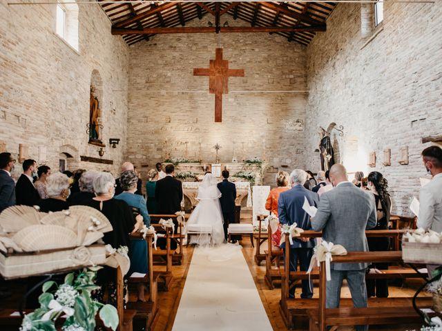Il matrimonio di Marco e Valeria a Mosciano Sant'Angelo, Teramo 34