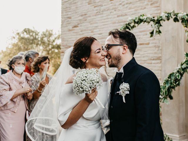 Il matrimonio di Marco e Valeria a Mosciano Sant'Angelo, Teramo 38