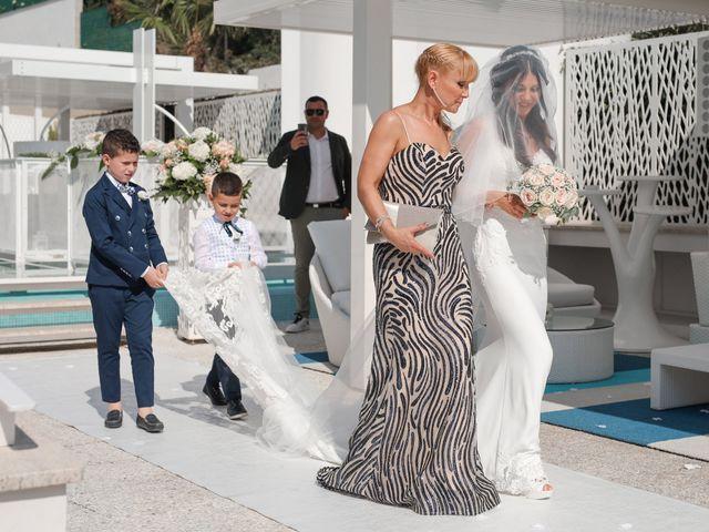 Il matrimonio di Nicola e Giulia a Bacoli, Napoli 73