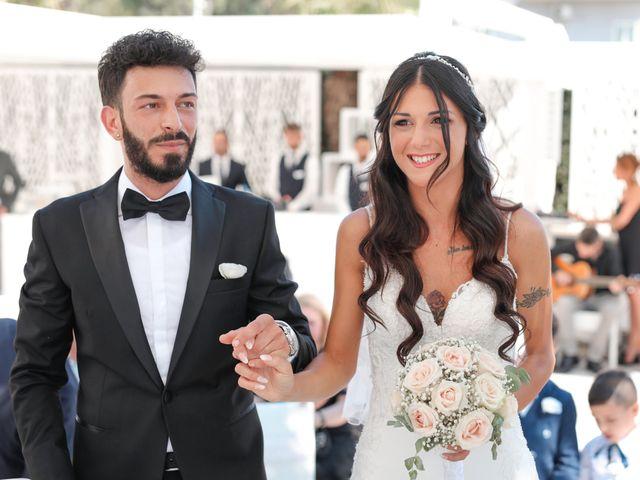 Il matrimonio di Nicola e Giulia a Bacoli, Napoli 77