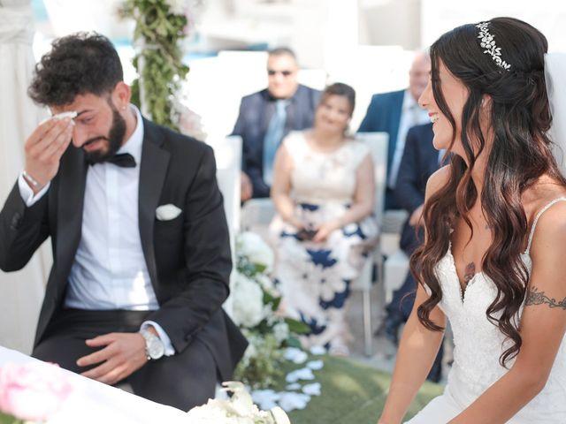 Il matrimonio di Nicola e Giulia a Bacoli, Napoli 78
