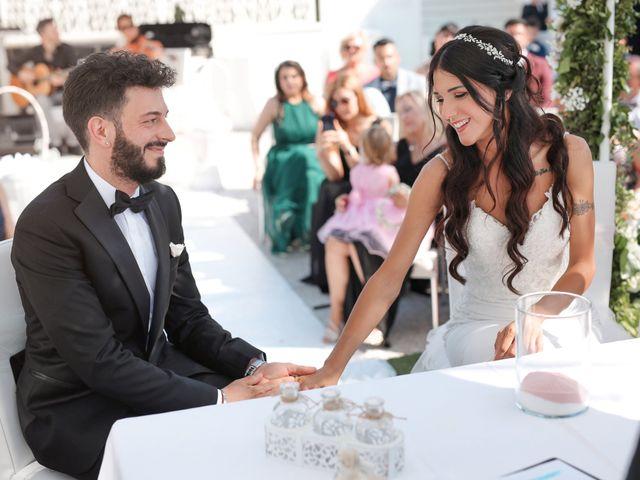 Il matrimonio di Nicola e Giulia a Bacoli, Napoli 79