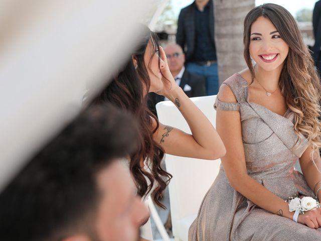 Il matrimonio di Nicola e Giulia a Bacoli, Napoli 81