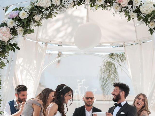 Il matrimonio di Nicola e Giulia a Bacoli, Napoli 82
