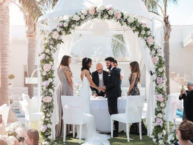 Il matrimonio di Nicola e Giulia a Bacoli, Napoli 83