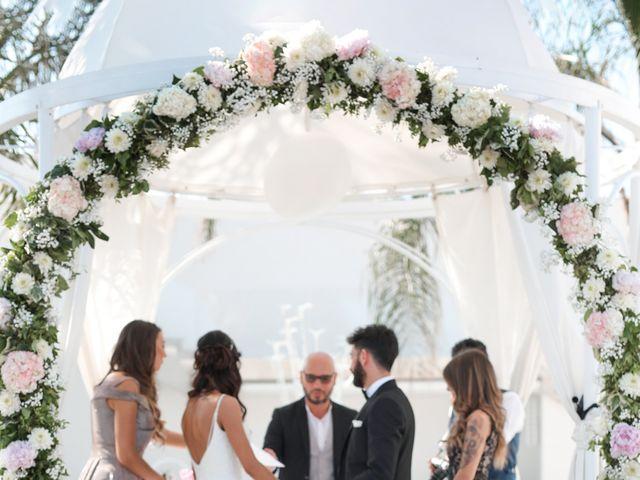 Il matrimonio di Nicola e Giulia a Bacoli, Napoli 87