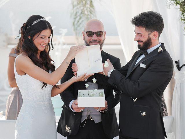 Il matrimonio di Nicola e Giulia a Bacoli, Napoli 90