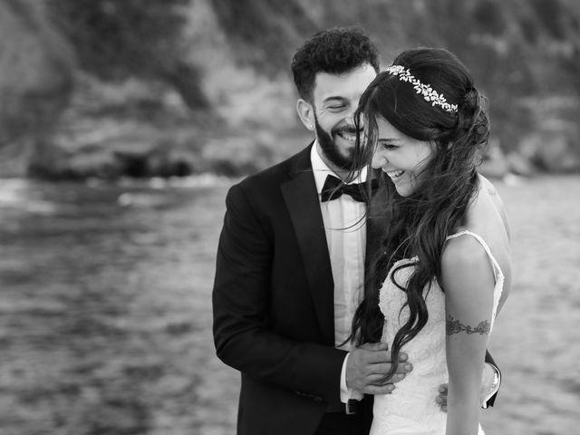 Il matrimonio di Nicola e Giulia a Bacoli, Napoli 1
