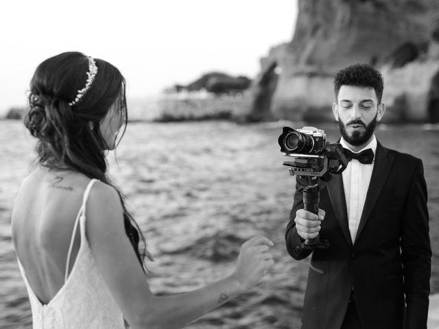 Il matrimonio di Nicola e Giulia a Bacoli, Napoli 101