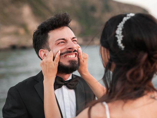 Il matrimonio di Nicola e Giulia a Bacoli, Napoli 102