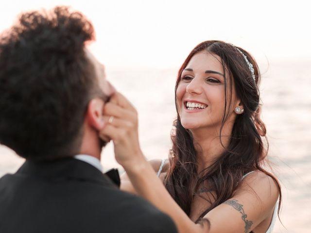 Il matrimonio di Nicola e Giulia a Bacoli, Napoli 103