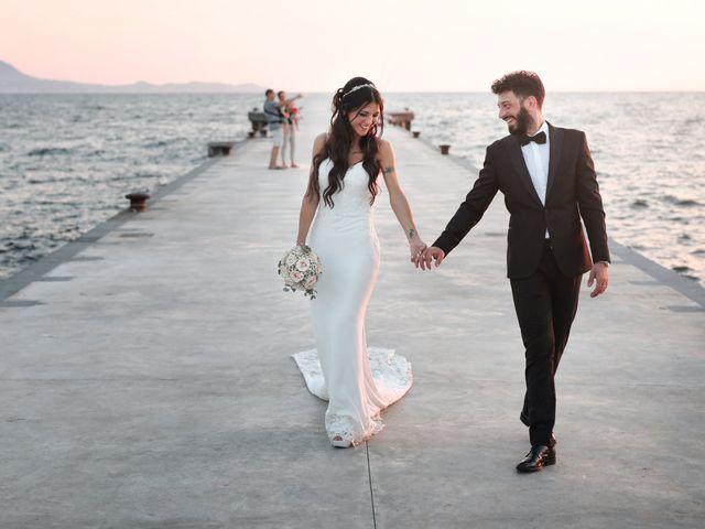 Il matrimonio di Nicola e Giulia a Bacoli, Napoli 105