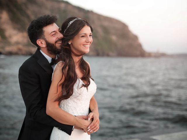 Il matrimonio di Nicola e Giulia a Bacoli, Napoli 106