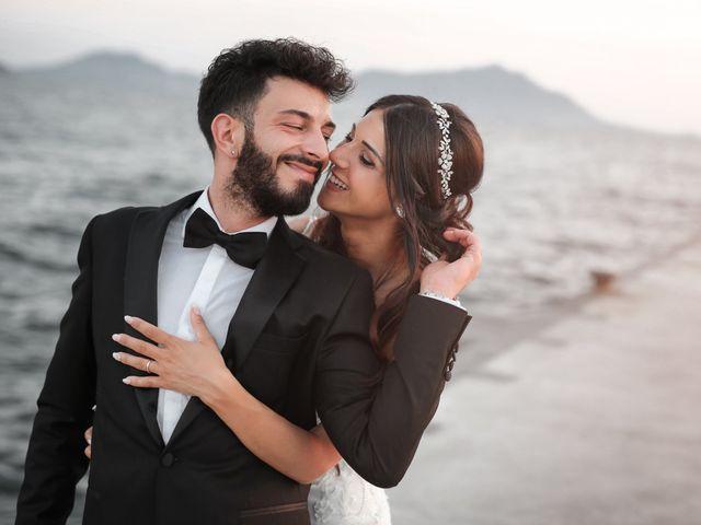 Il matrimonio di Nicola e Giulia a Bacoli, Napoli 107