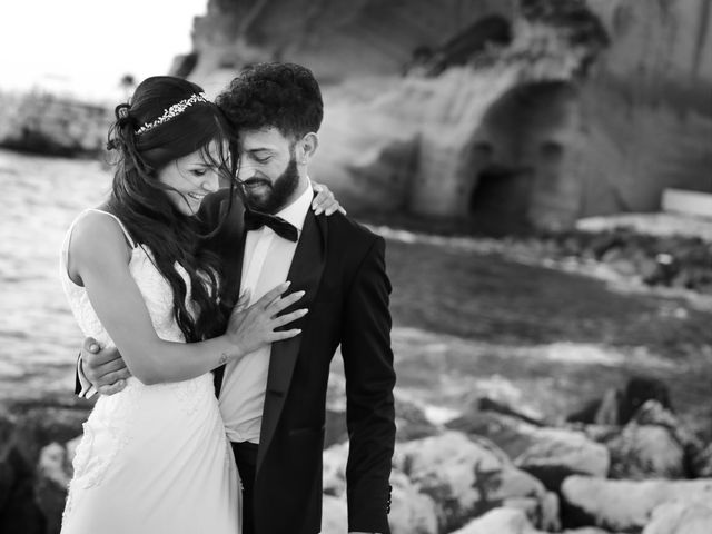 Il matrimonio di Nicola e Giulia a Bacoli, Napoli 108