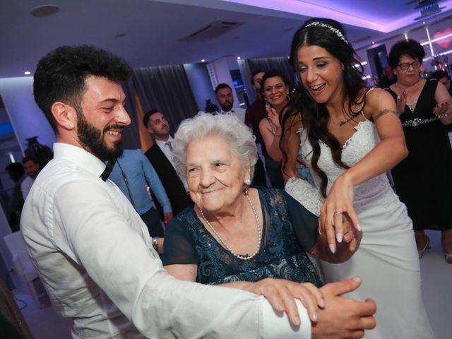 Il matrimonio di Nicola e Giulia a Bacoli, Napoli 142
