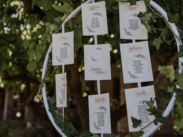 Il matrimonio di Sharon e Giovannie a Crotone, Crotone 36