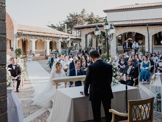Il matrimonio di Sharon e Giovannie a Crotone, Crotone 41