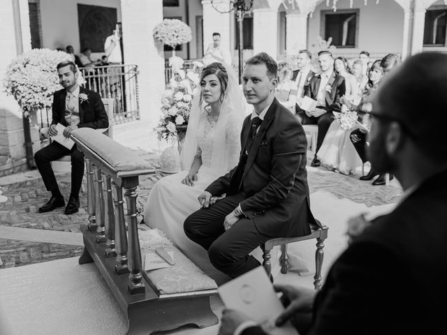 Il matrimonio di Sharon e Giovannie a Crotone, Crotone 42