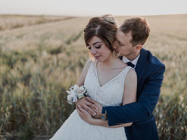 Le nozze di Giovannie e Sharon
