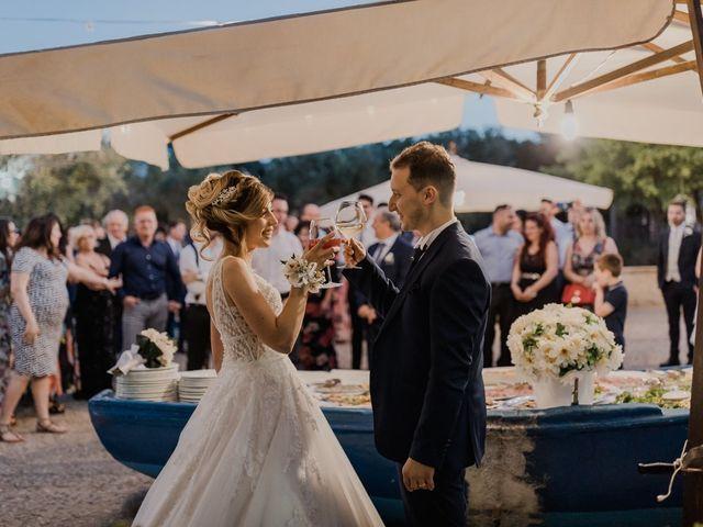 Il matrimonio di Sharon e Giovannie a Crotone, Crotone 70