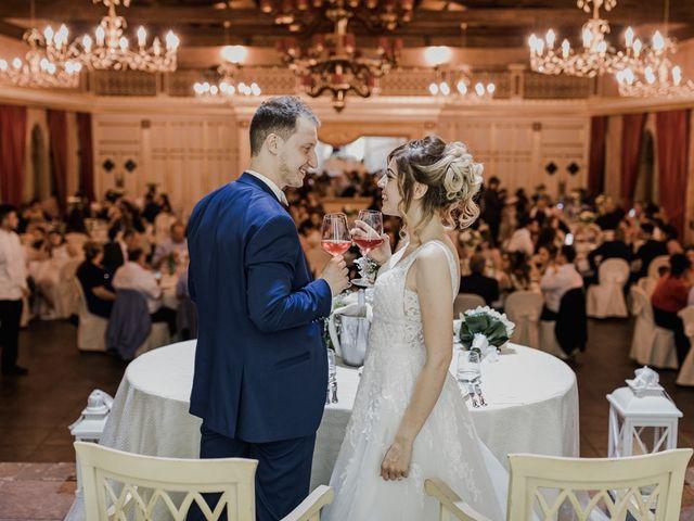 Il matrimonio di Sharon e Giovannie a Crotone, Crotone 81
