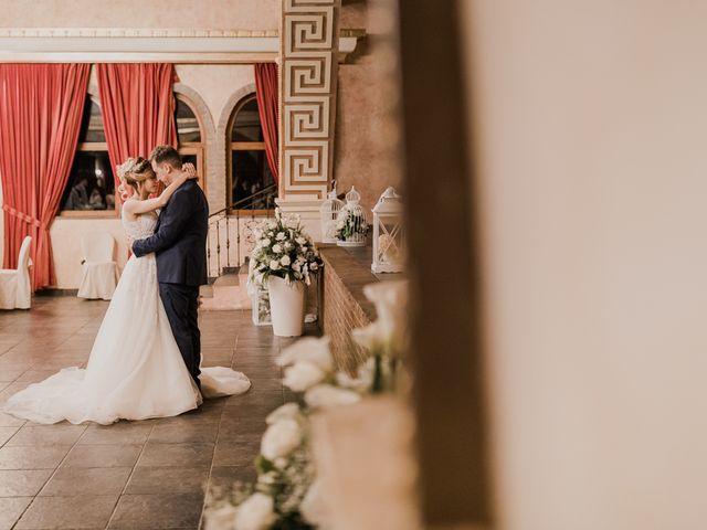 Il matrimonio di Sharon e Giovannie a Crotone, Crotone 91