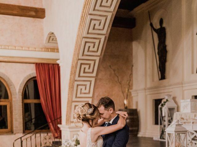 Il matrimonio di Sharon e Giovannie a Crotone, Crotone 92