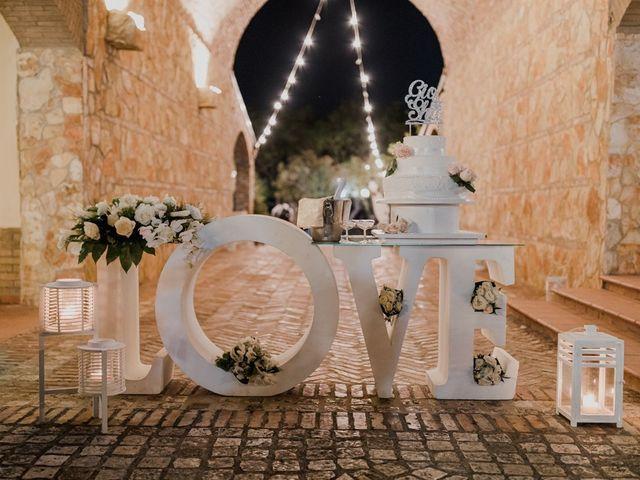 Il matrimonio di Sharon e Giovannie a Crotone, Crotone 94