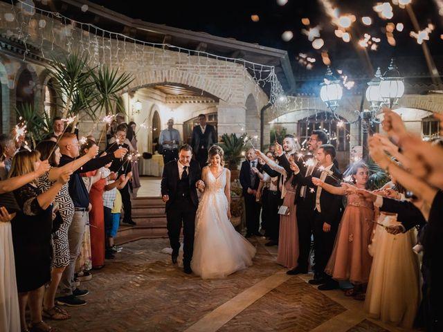 Il matrimonio di Sharon e Giovannie a Crotone, Crotone 96