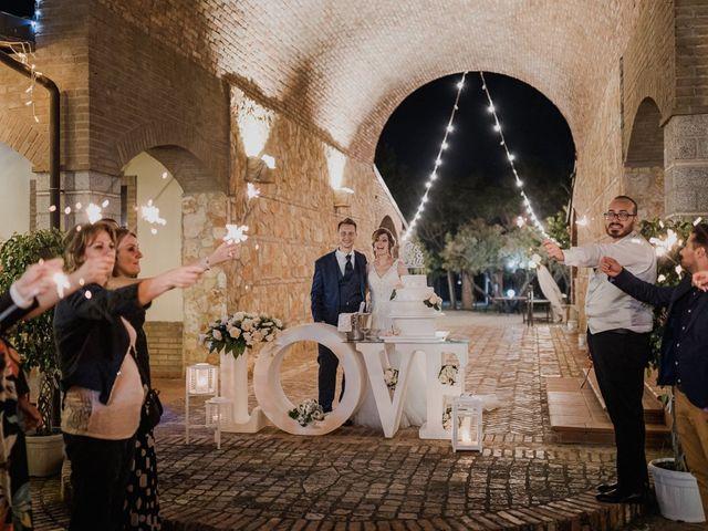 Il matrimonio di Sharon e Giovannie a Crotone, Crotone 99