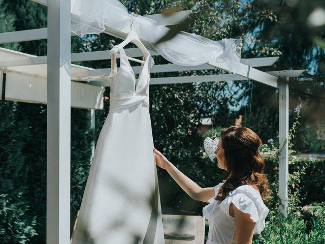 Il matrimonio di Marco e Valentina a Rovellasca, Como 13