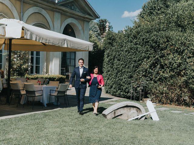Il matrimonio di Marco e Valentina a Rovellasca, Como 40
