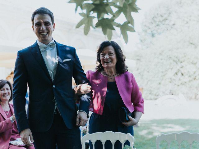 Il matrimonio di Marco e Valentina a Rovellasca, Como 41
