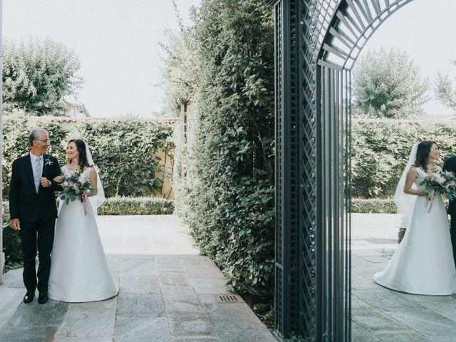 Il matrimonio di Marco e Valentina a Rovellasca, Como 47