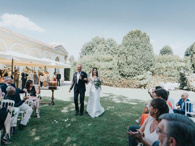 Il matrimonio di Marco e Valentina a Rovellasca, Como 48