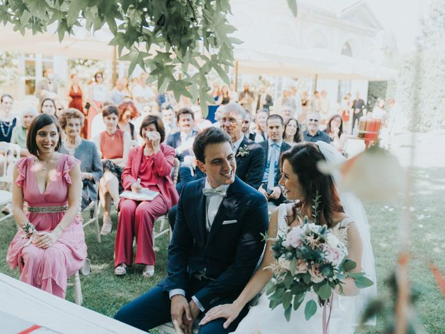 Il matrimonio di Marco e Valentina a Rovellasca, Como 50