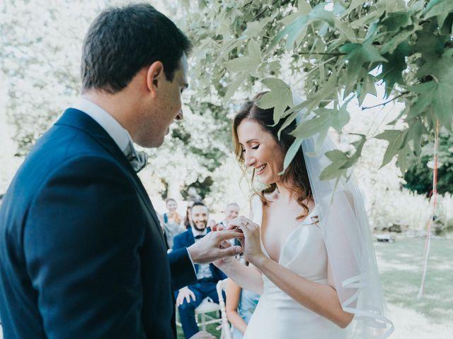Il matrimonio di Marco e Valentina a Rovellasca, Como 60