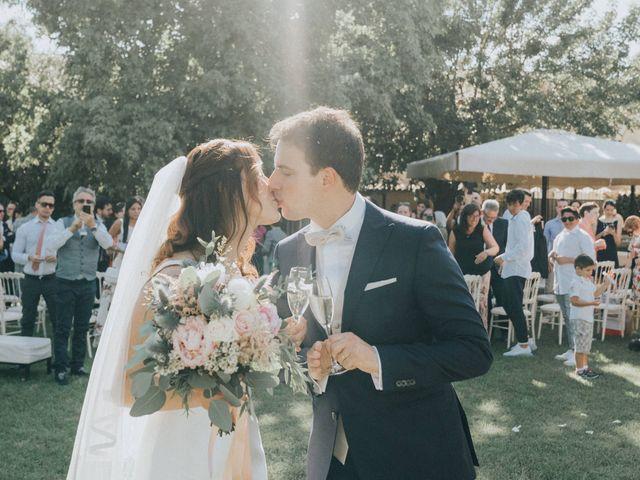 Il matrimonio di Marco e Valentina a Rovellasca, Como 69