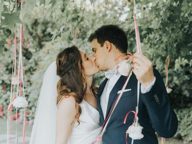 Il matrimonio di Marco e Valentina a Rovellasca, Como 73