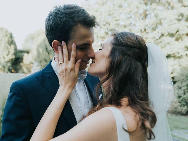 Il matrimonio di Marco e Valentina a Rovellasca, Como 76