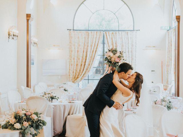 Il matrimonio di Marco e Valentina a Rovellasca, Como 80