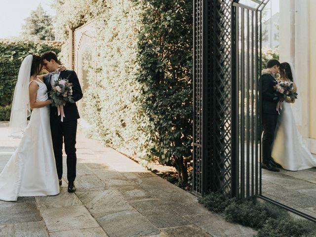 Il matrimonio di Marco e Valentina a Rovellasca, Como 84