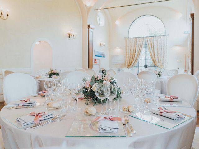 Il matrimonio di Marco e Valentina a Rovellasca, Como 86