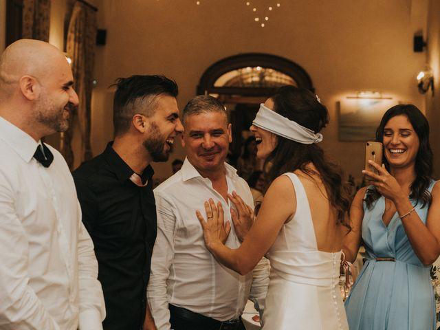 Il matrimonio di Marco e Valentina a Rovellasca, Como 91