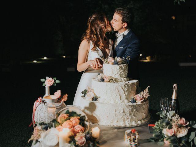 Il matrimonio di Marco e Valentina a Rovellasca, Como 100