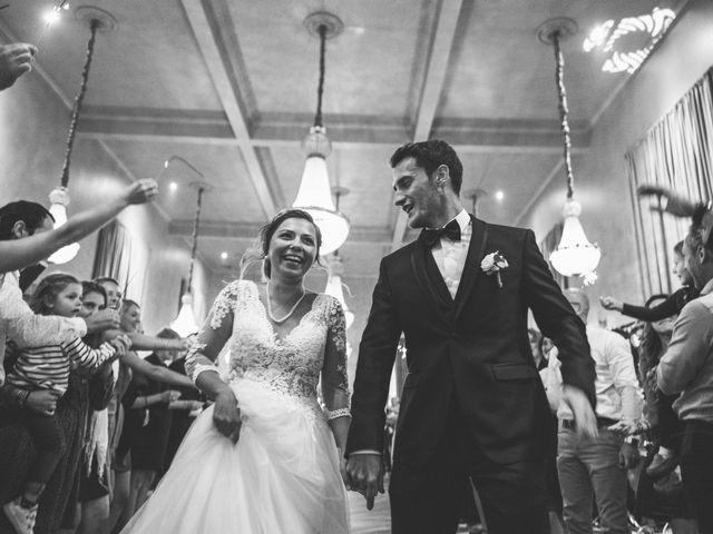 Le nozze di Julia e Flavien