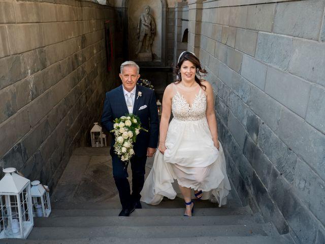 Il matrimonio di Stefano e Francesca a Urgnano, Bergamo 9